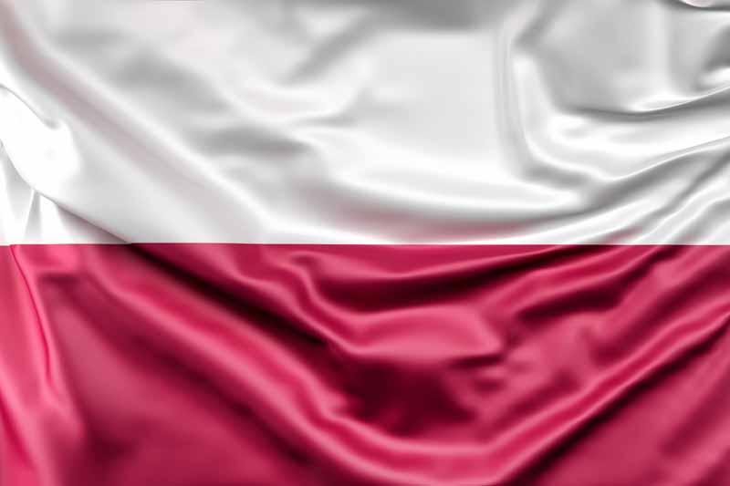 عکس باکیفیت پرچم لهستان