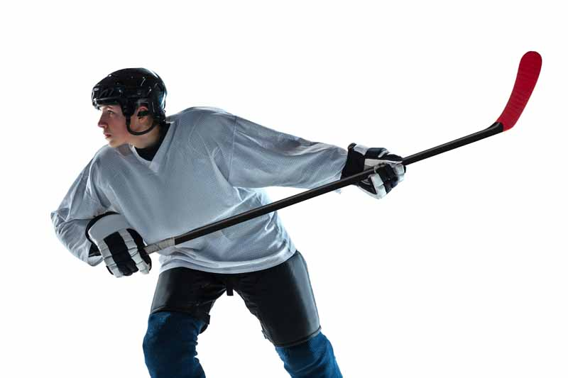 عکس باکیفیت ورزش هاکی روی یخ