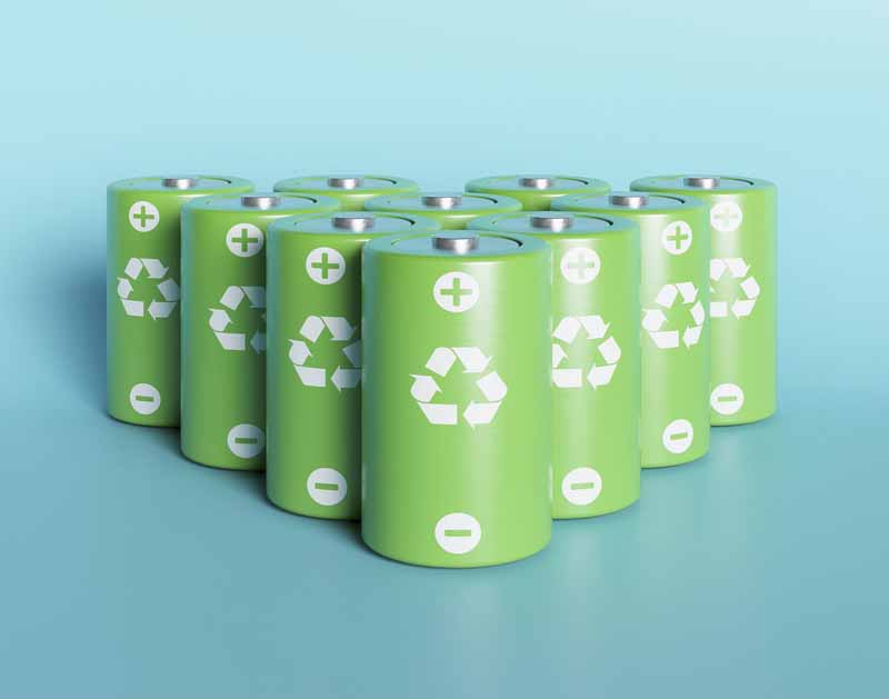 دانلود تصویر باتری های قابل شارژ