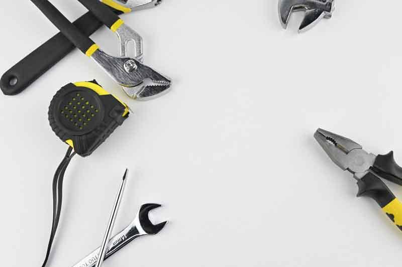 تصویر انواع ابزار