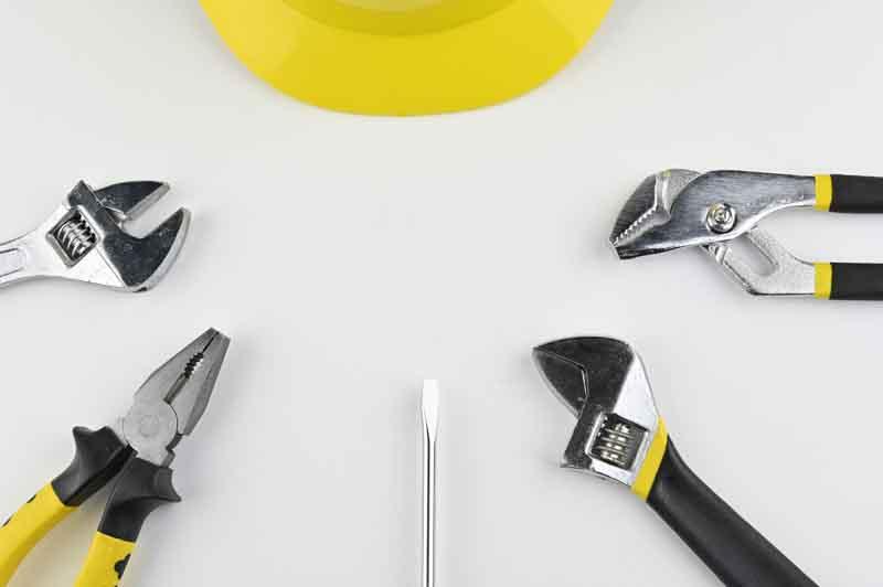 تصویر باکیفیت انواع ابزار