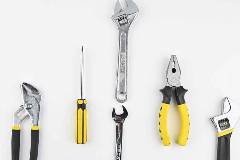 عکس انواع ابزار