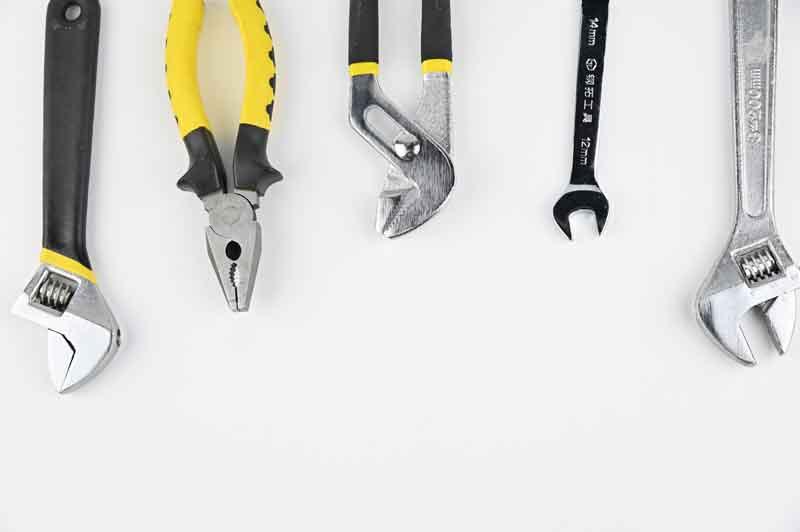 عکس با کیفیت انواع ابزار