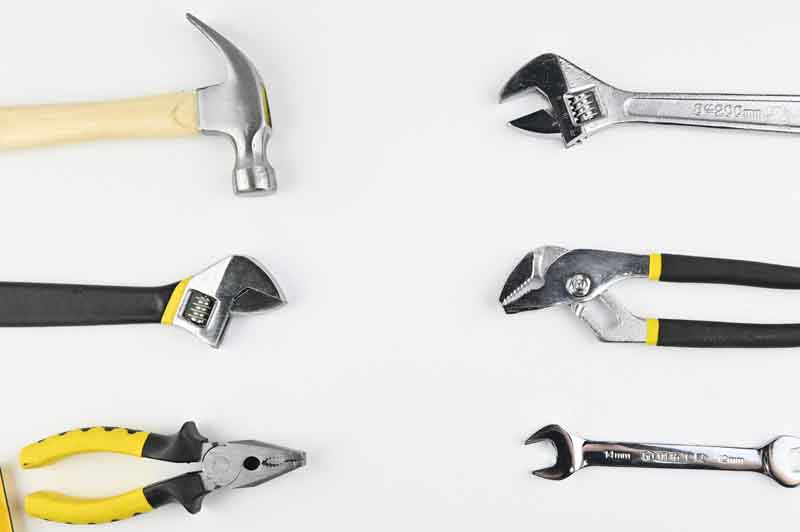 عکس گرافیکی انواع ابزار