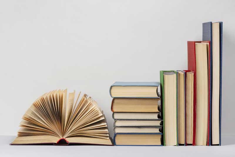 تصویر انواع کتاب