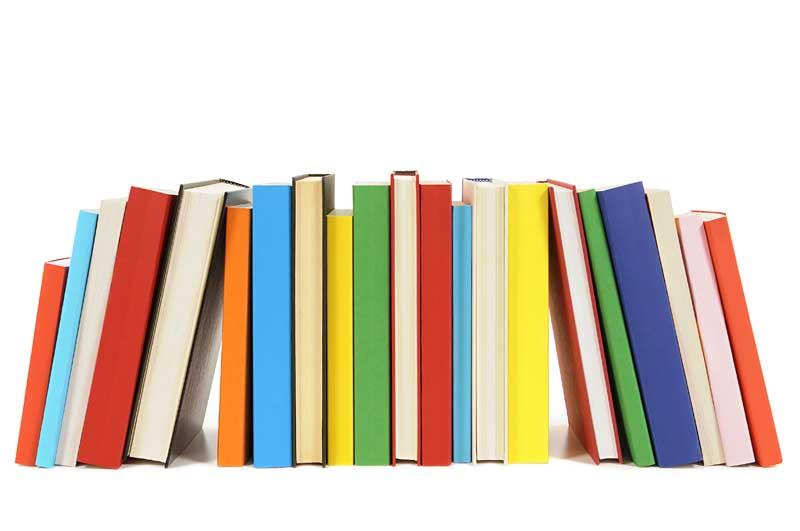 دانلود تصویر انواع کتاب