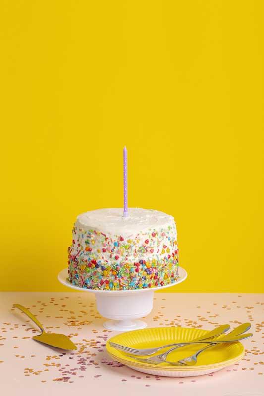 دانلود تصویر با کیفیت کیک تولد