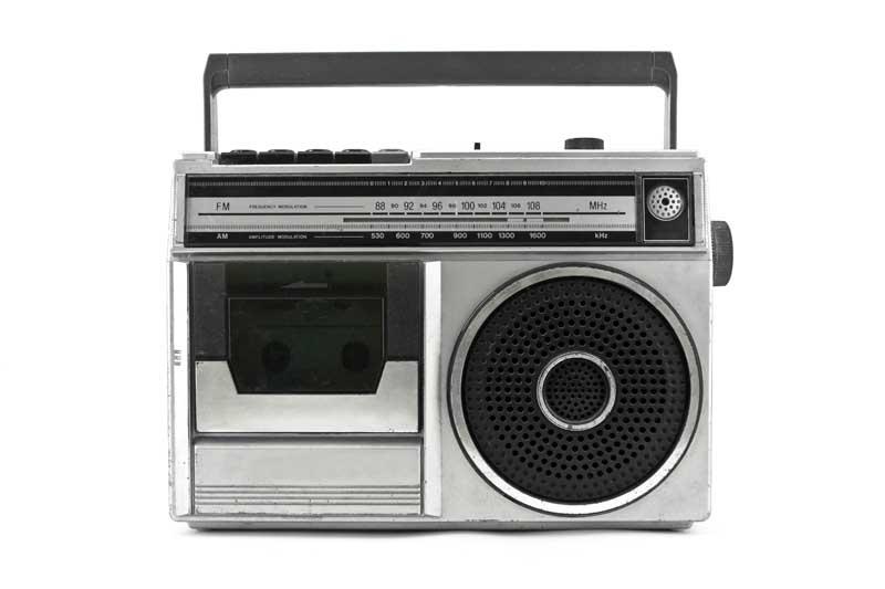 دانلود تصویر باکیفیت دستگاه رادیو
