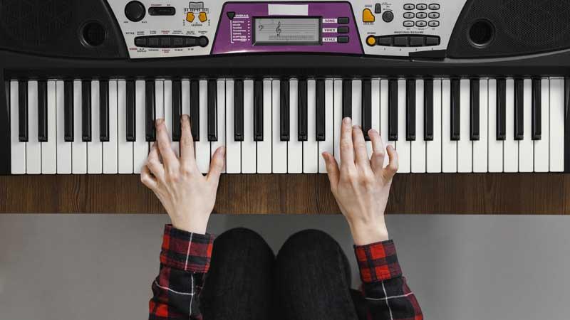 دانلود عکس باکیفیت دستگاه پیانو