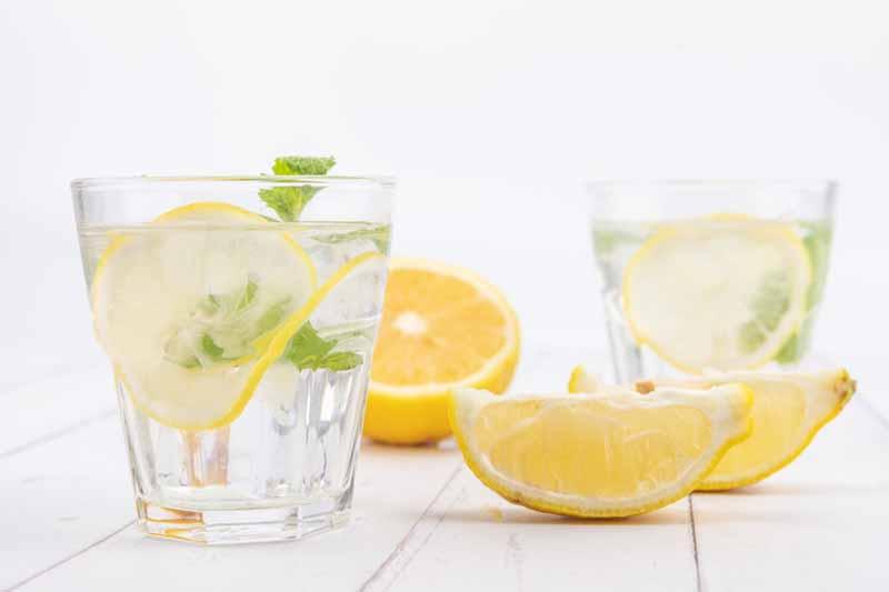 دانلود تصویر باکیفیت لیموناد طبیعی
