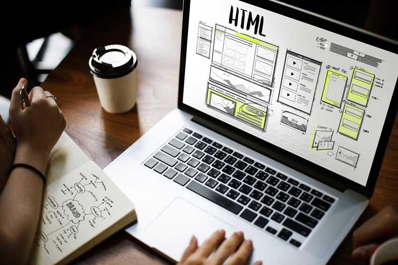 دانلود عکس برنامه نویسی HTML