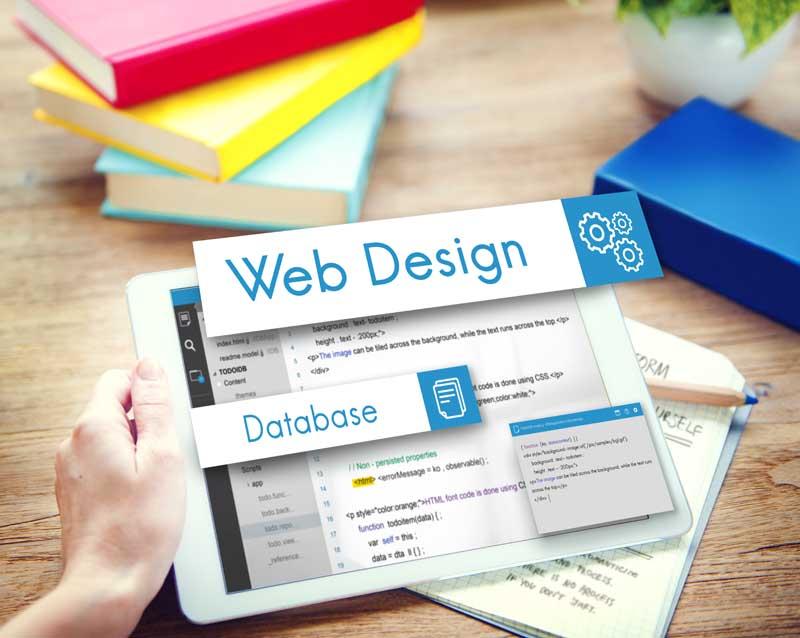 عکس طراحی سایت