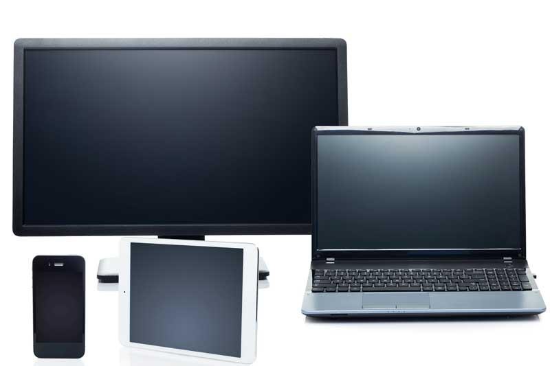 دانلود تصویر تجهیزات کامپیوتری