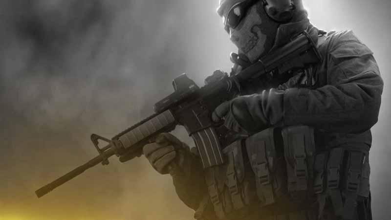 دانلود تصویر بازی Call of Duty Ghosts