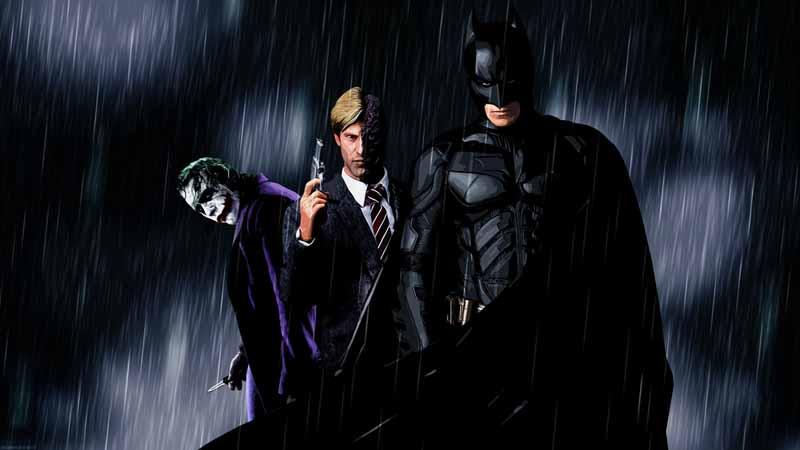 دانلود تصویر بازی Batman: Arkham Origins