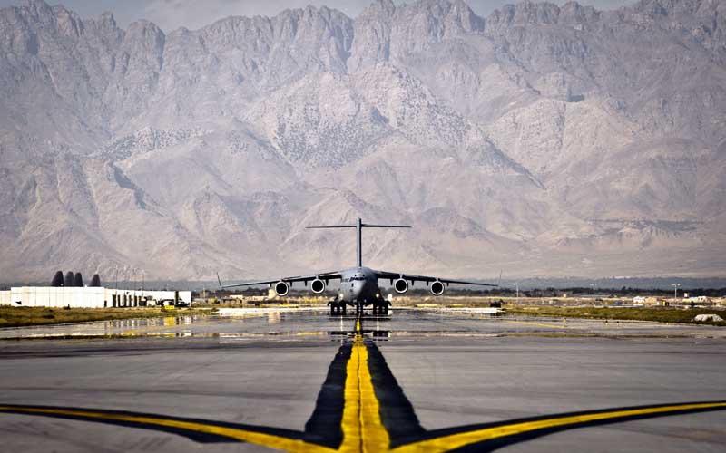 عکس هواپیمای باری سی 17
