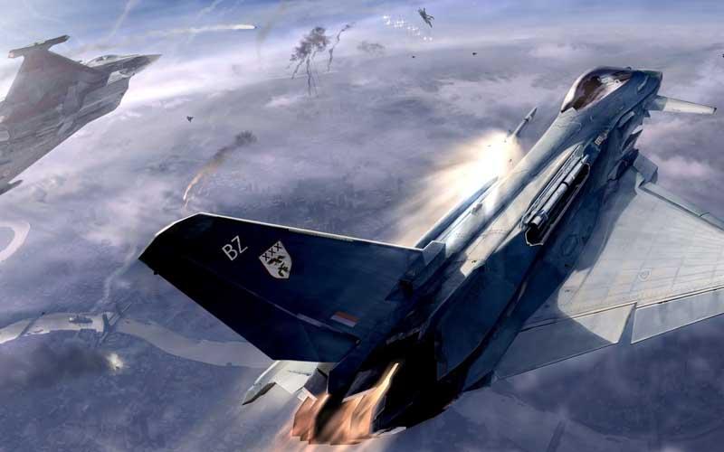 دانلود عکس فانتزی نبرد هوایی