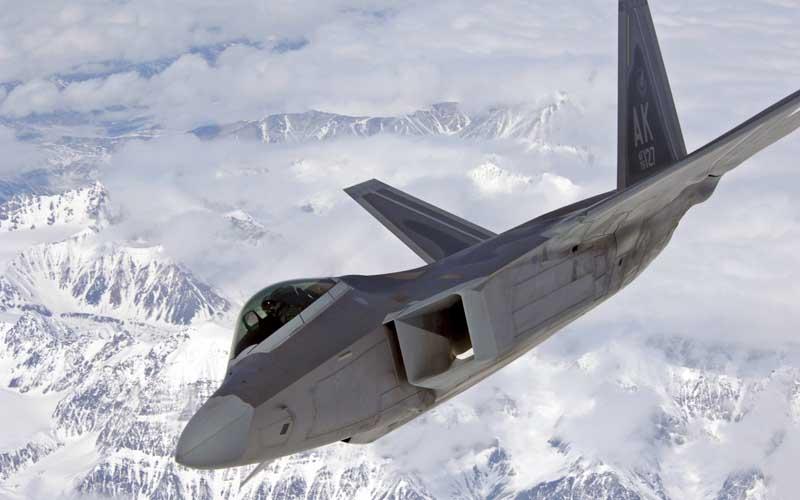 تصویر باکیفیت جنگنده اف 35 لایتنینگ