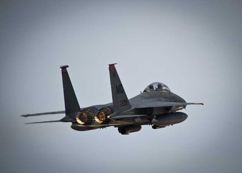 دانلود تصویر باکیفیت جنگنده اف 15 ایگل