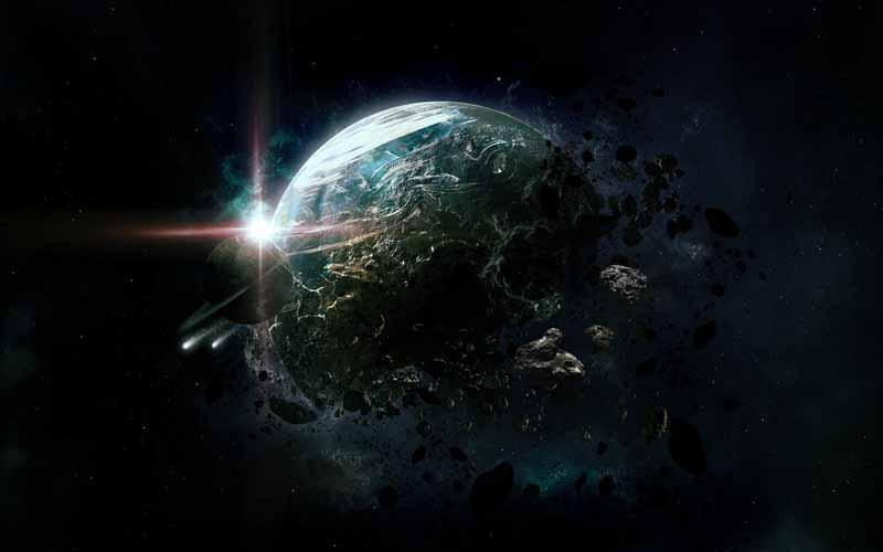 تصویر باکیفیت سیاره های مدار خورشیدی