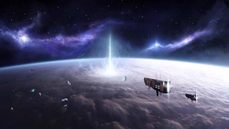 تصویر باکیفیت فضا و رازهای کشف نشده آن