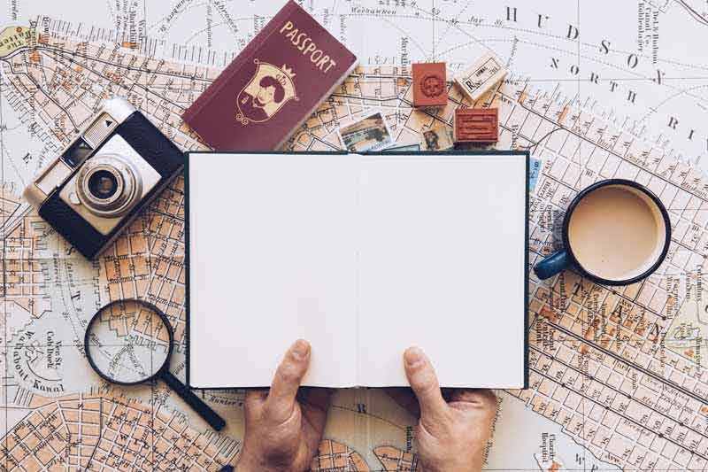 دانلود تصویر نقشه و پاسپورت